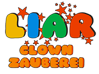 Clown Zauberer LIAR in NRW