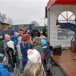 MR Trucker Weihnachtsmarkt in Dorsten mit Clown LIAR