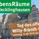 Tag des offenen Willy-Brandt-Hauses Recklinghausen